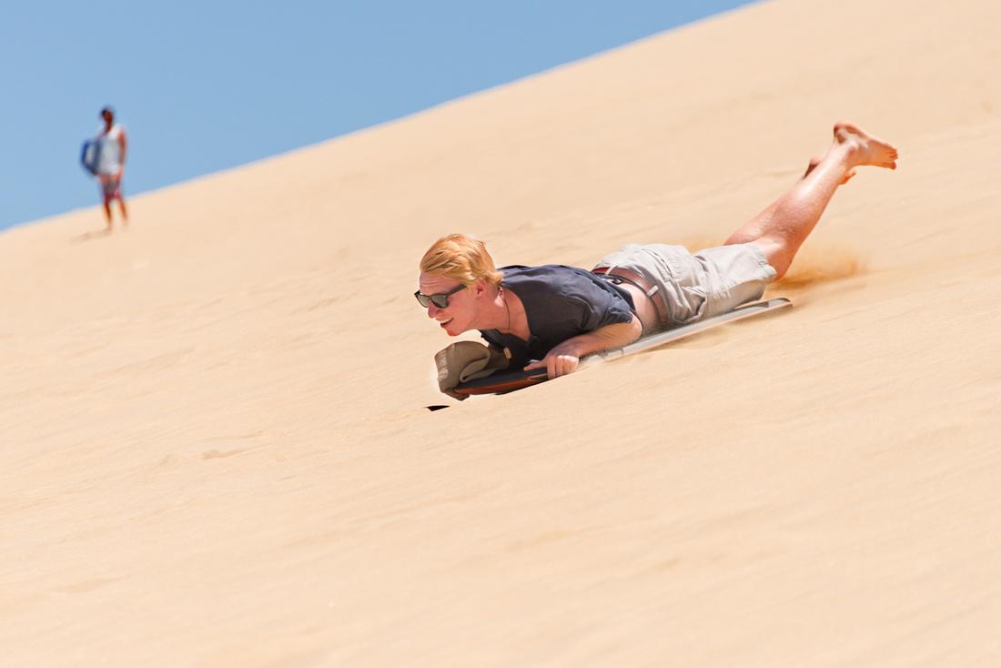 Dune Rider & Sand Safaris